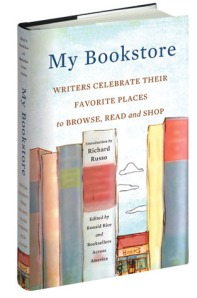 """My Bookstore,"" by Ronald Rice."